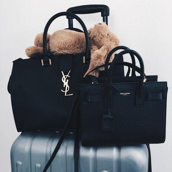 Luxury designer handbags at our Los Angeles estate sales