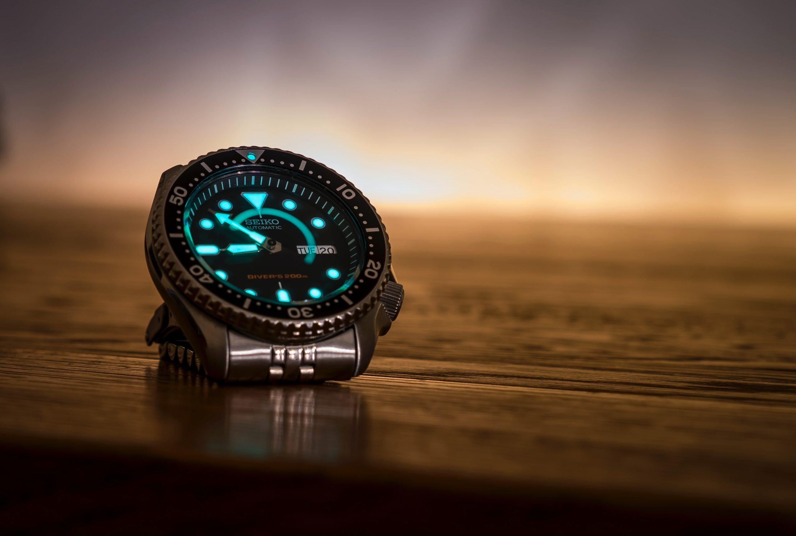 The Wristwatch